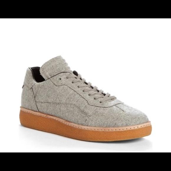Alexander Wang Shoes - ALEXANDER WANG WOOL SNEAKERS